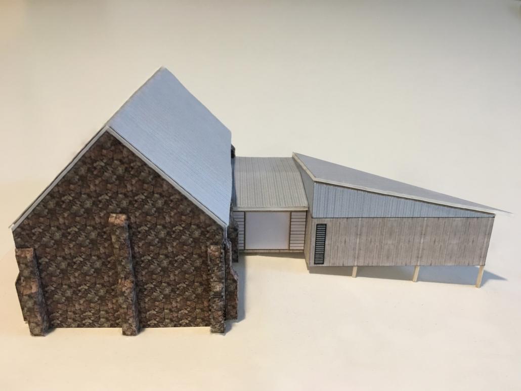 bathurst church conversion - sandberg schoffel architects